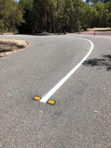 Road Line Marking/ Raised Pavement Reflective Markers