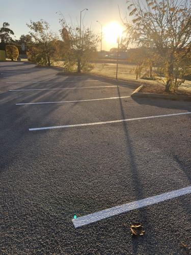 Perth Delineation Line Marking Car Park